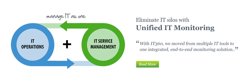 Unified IT Management