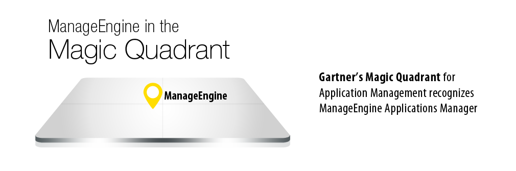 ManageEngine in the Magic Quadrant