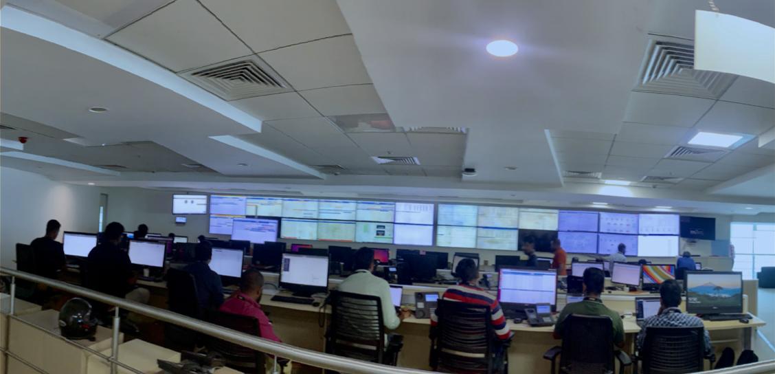 Incident management command center
