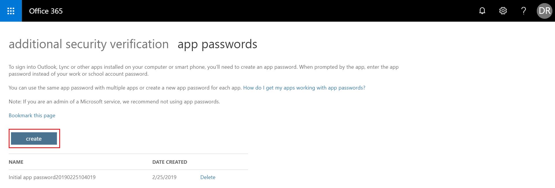 configure-office-365-tenant-using-app-password5