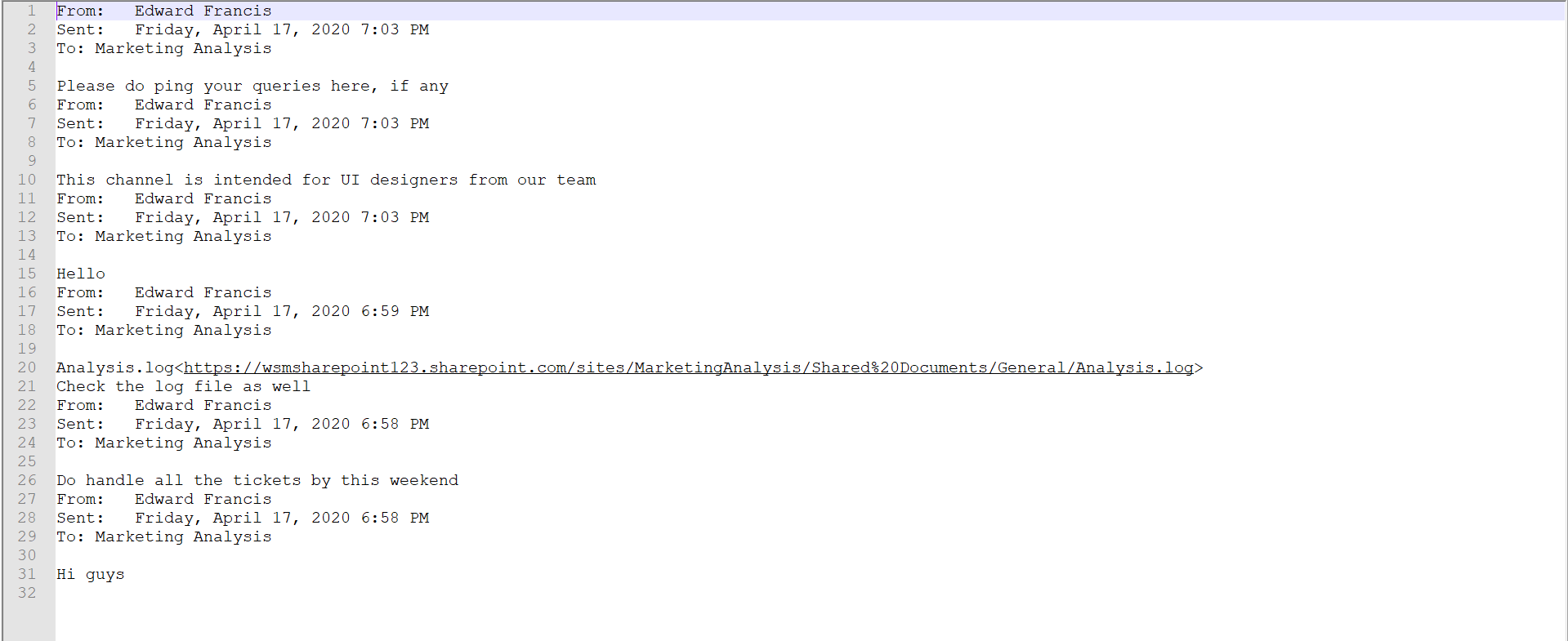 microsoft-team-chat-text-format