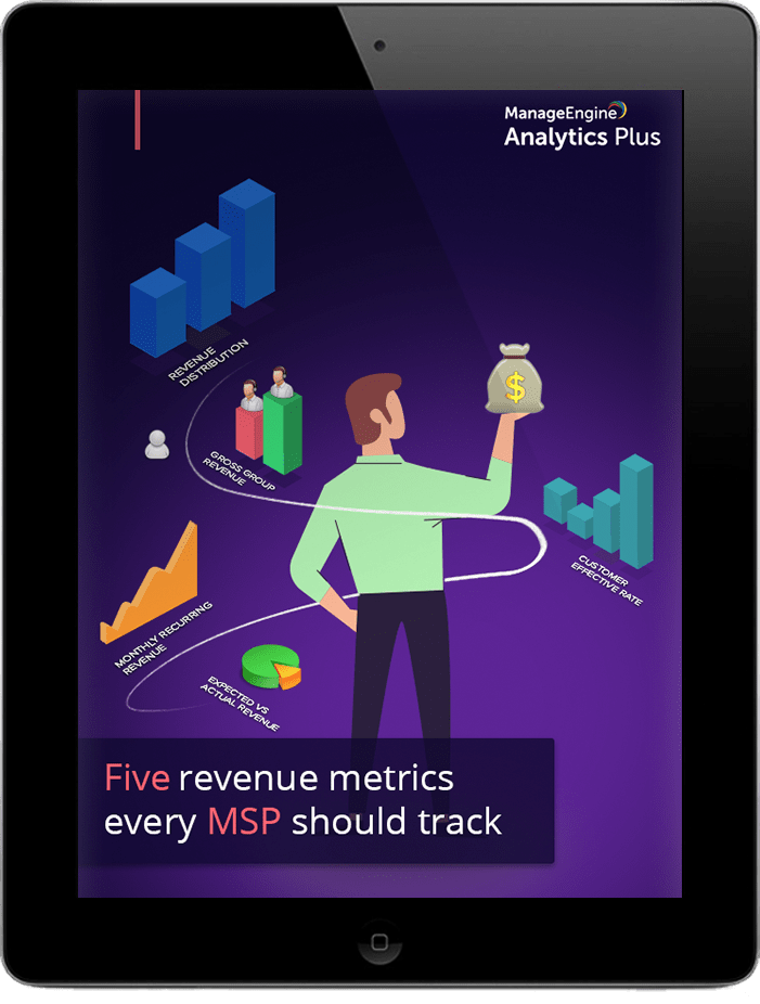 Five revenue metrics every MSP should track