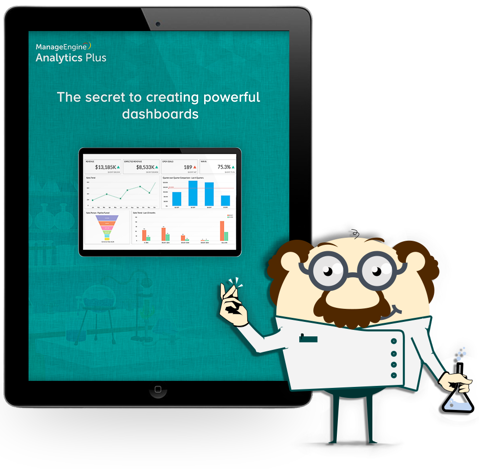 The3�4secret to creating powerful dashboards