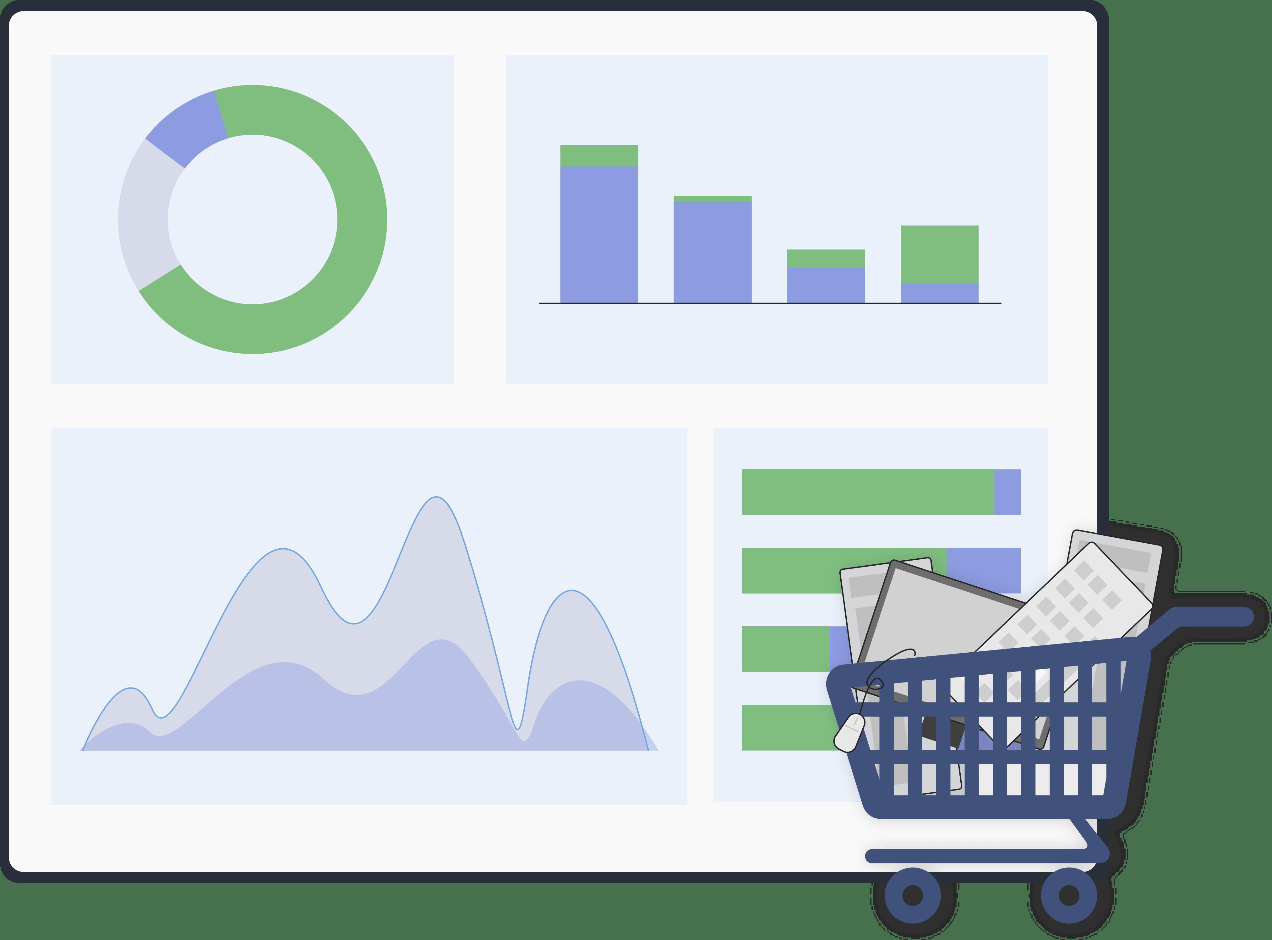 Analytics for ServiceDesk Plus' service catalog module
