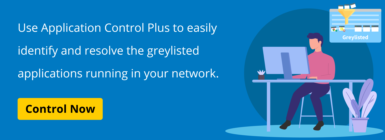 Application Greylisting Software