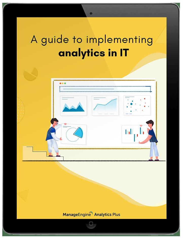 Um guia para implementar análises em TI
