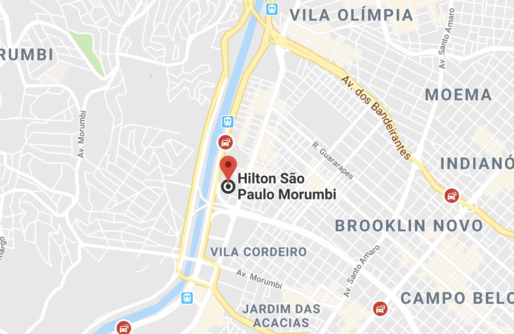 Hilton São Paulo Morumbi, Brasil