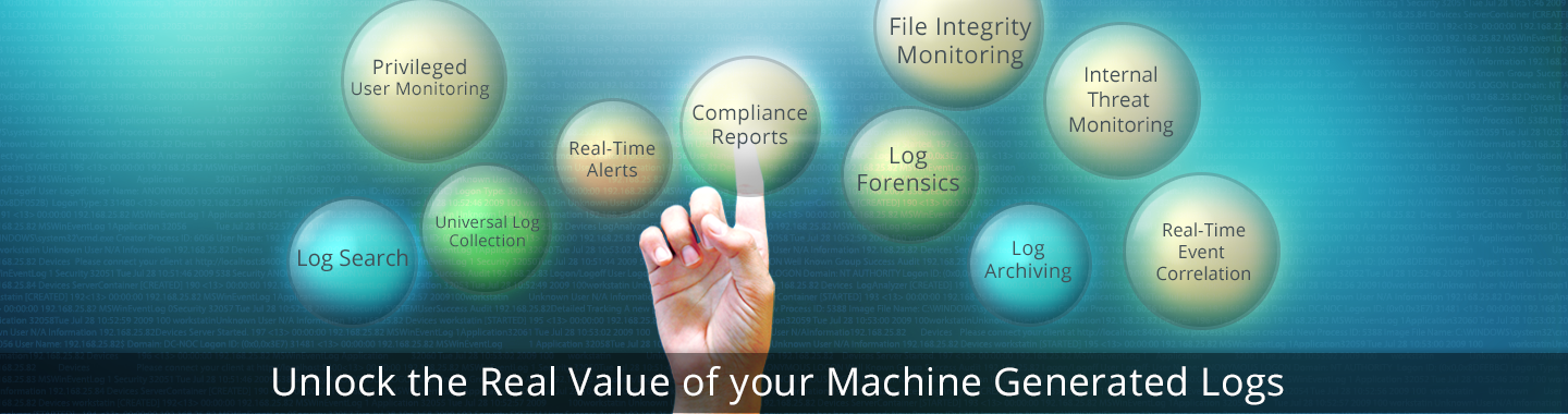 Unlock the Real Value of your Machine Generated Logs