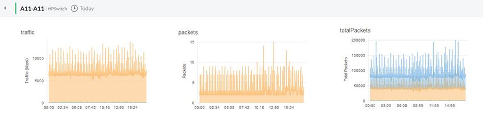 Monitoring der Netzwerkleistung