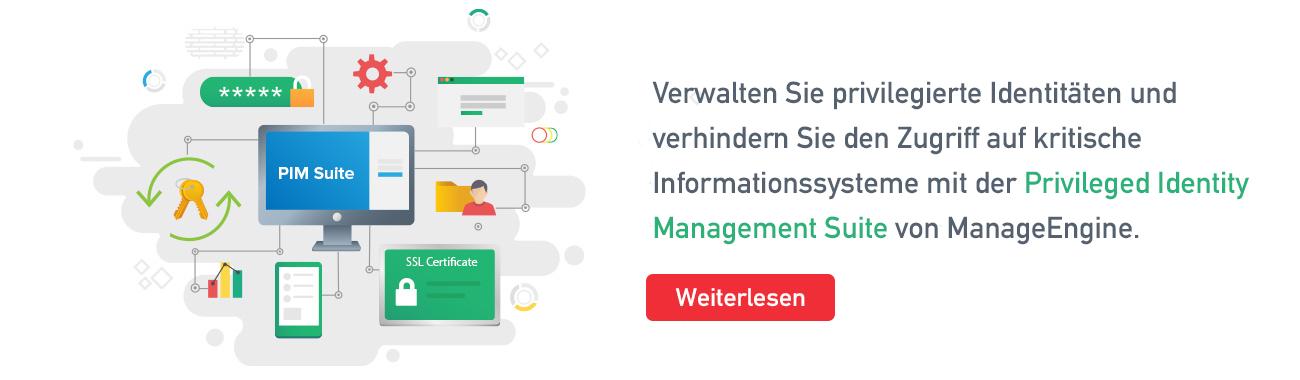 Complete Privileged Identity Management Suite