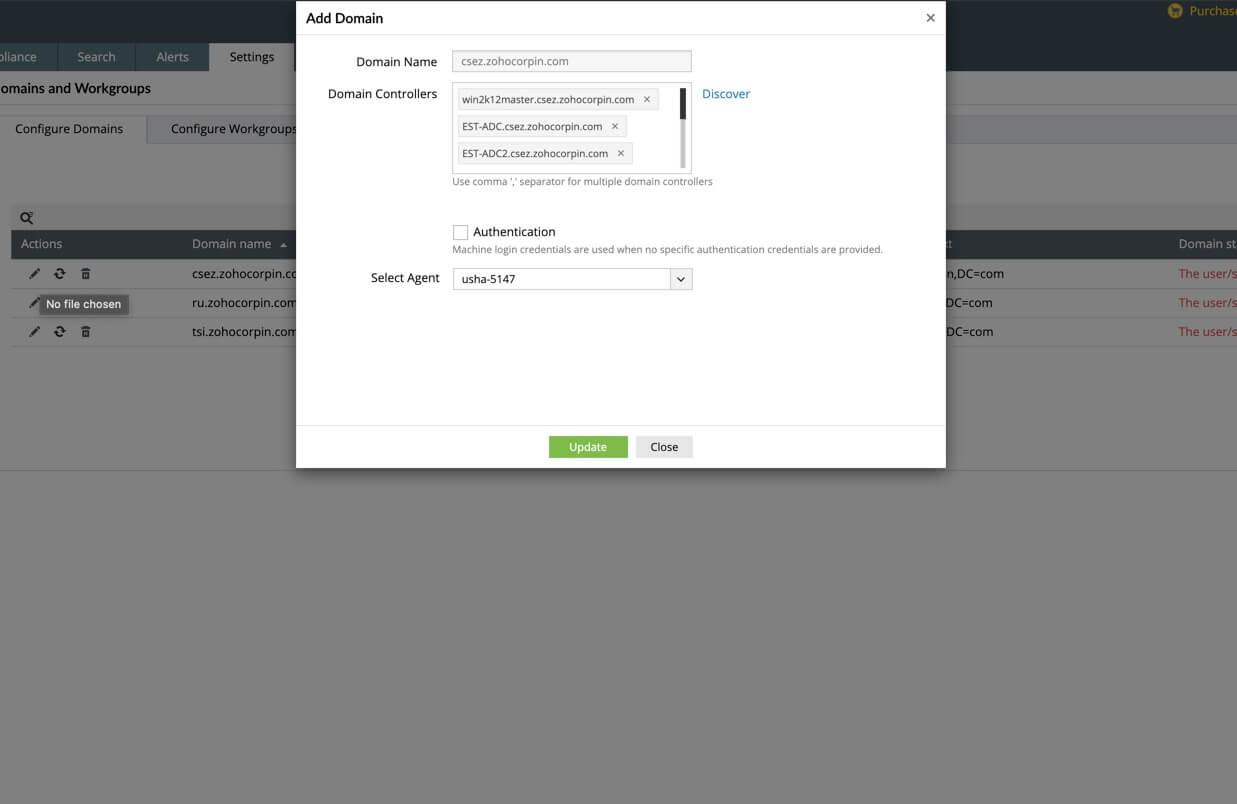 update-domain
