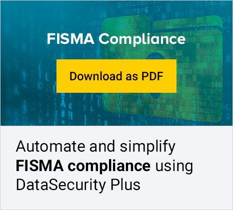 file server fisma compliance tool