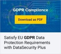 file server gdpr compliance tool