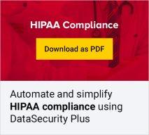 file server hippa compliance tool