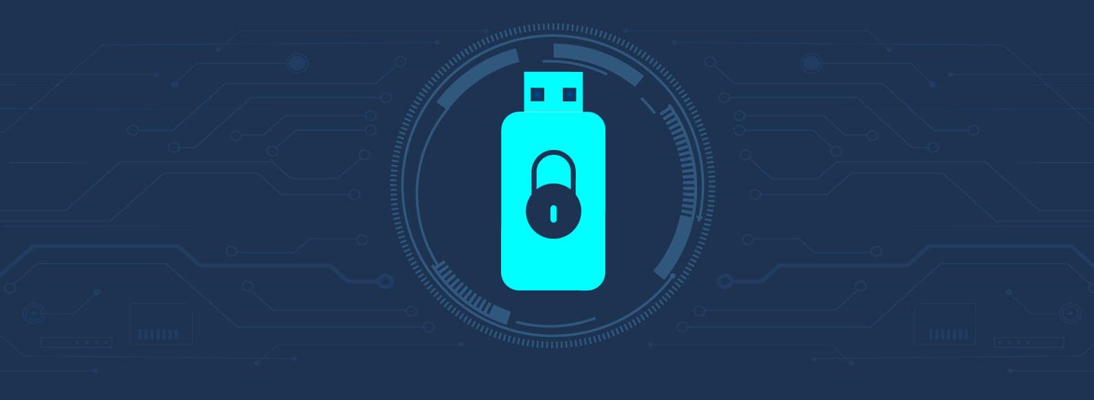 USB device control - ManageEngine Device Control Plus