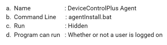 sccm-agent-install