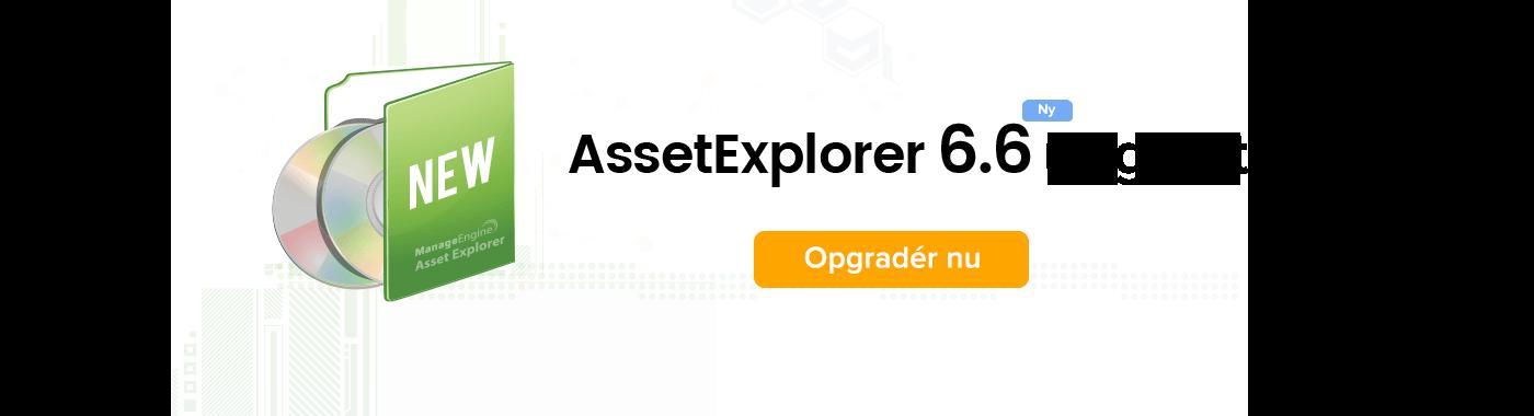 ManageEngine AssetExplorer 6.5
