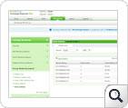 Drive volume size - Exchange Storage Monitoring Reports