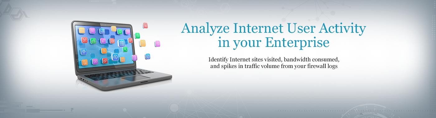 Analyze Internet User Activity in your Enterprise - ManageEngine Firewall Analyzer