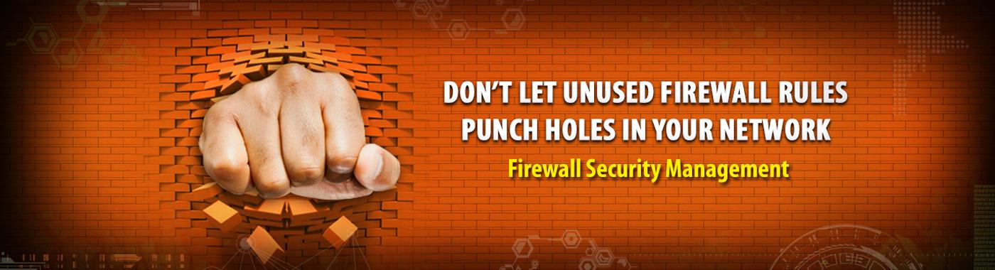 Firewall Security Management - ManageEngine Firewall Analyzer