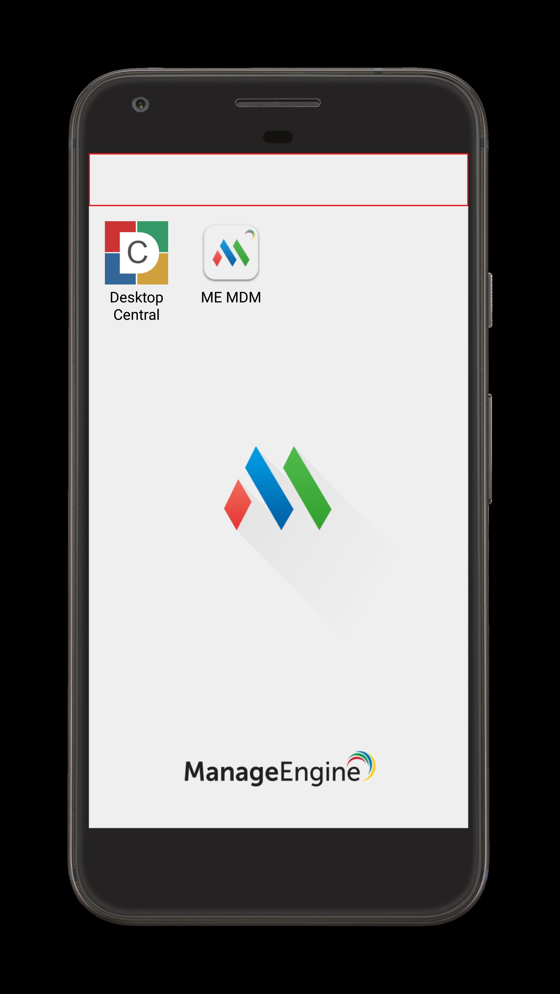 MDM as the Kiosk Software for Mult-app Kiosk Mode on Android device