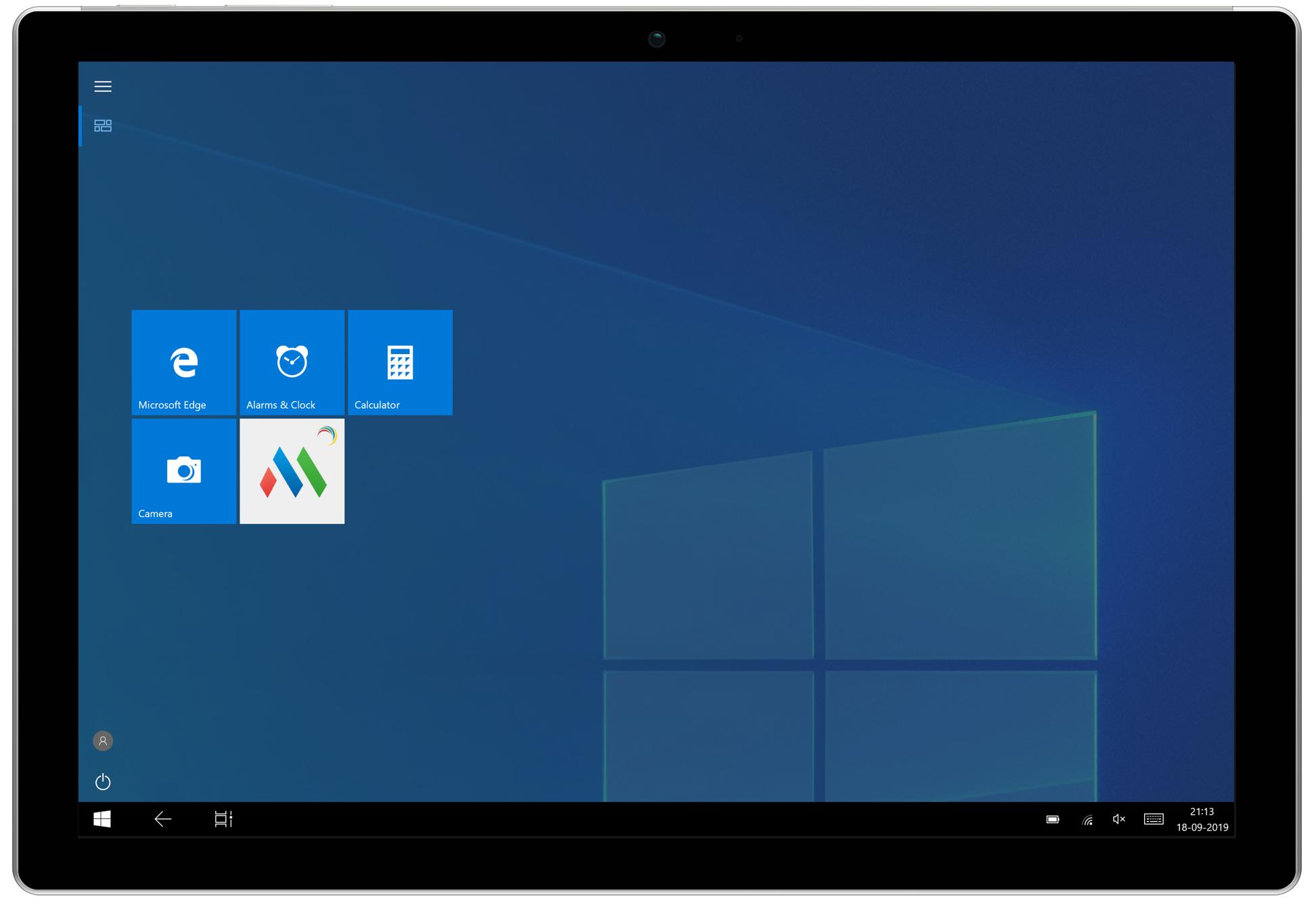windows 10 kiosk app