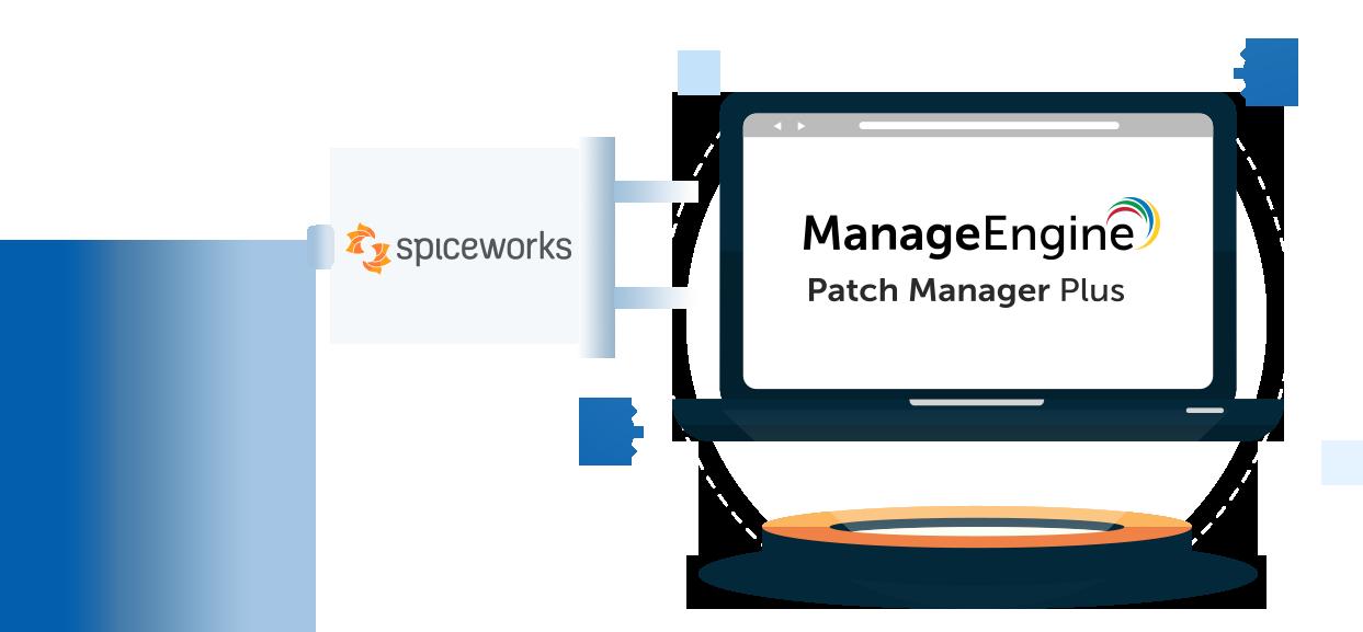 Løs patchingsager fra SpiceWorks