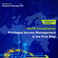 GDPR solution brief