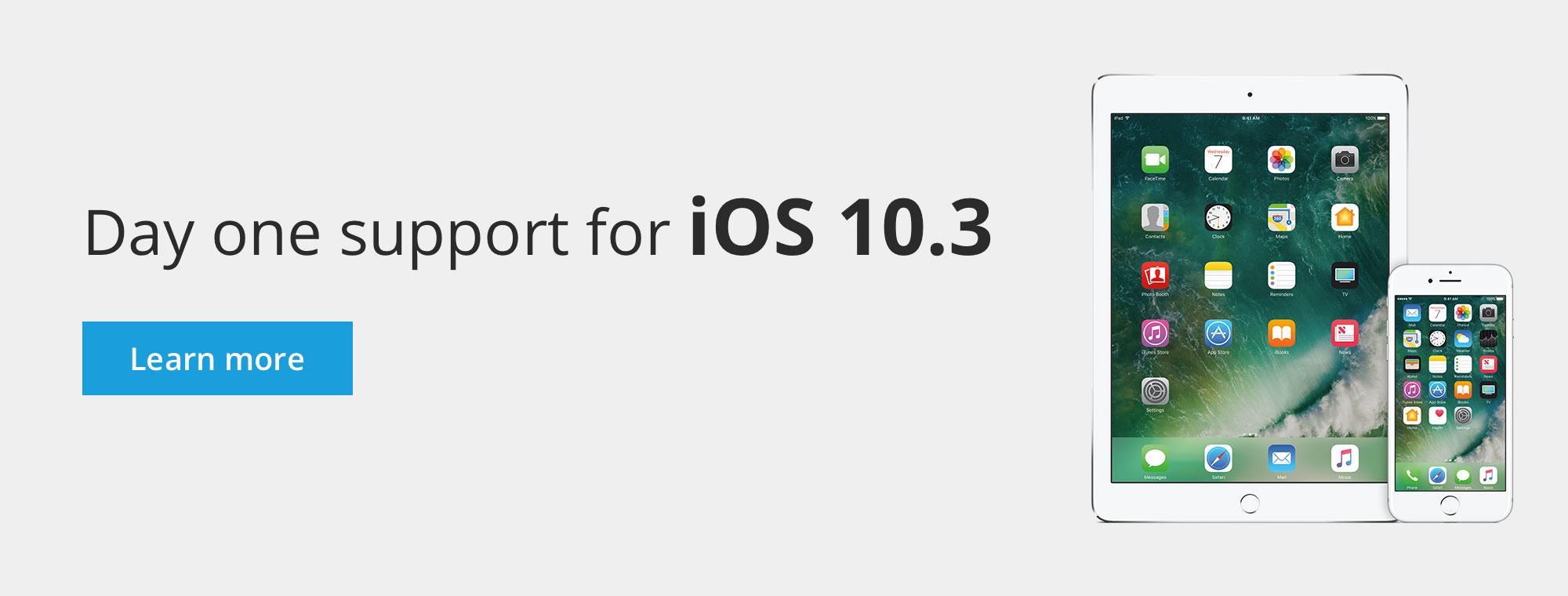 Compatible con iOS 10.3.