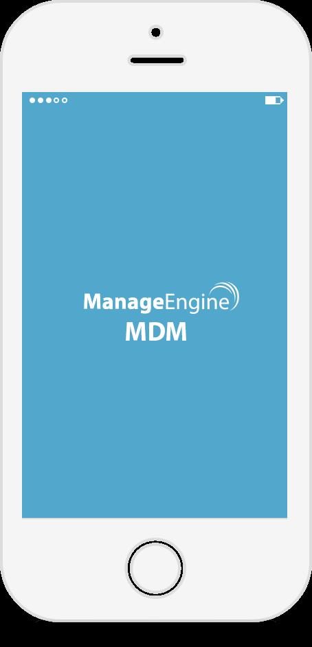 Gestión de dispositivos móviles (MDM)