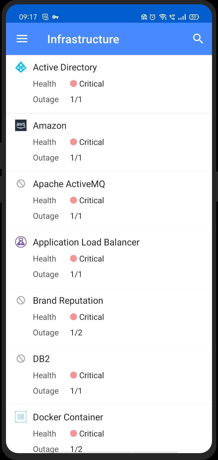 Applications Monitoring Software