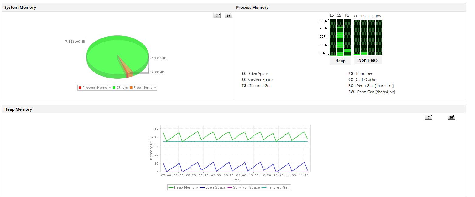 Java runtime monitoring Tools