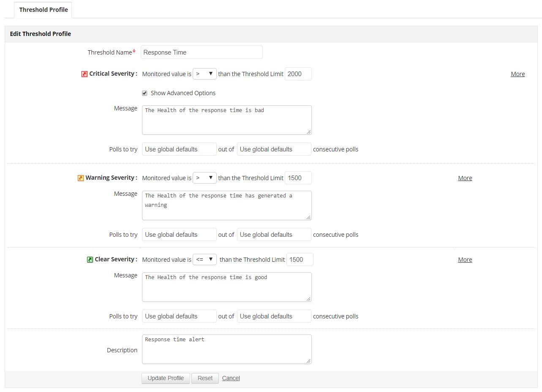 MongoDB Monitoring Tool - ManageEngine Applications Manager