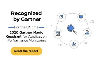 Gartner Report for Application Performance Management - ManageEngine Applications Manager