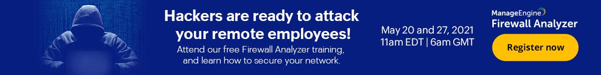 Firewall Analyzer Training
