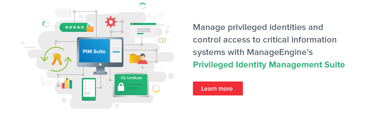 Complete Privileged Identity Management Suite