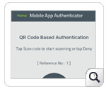 QR code-based authentication