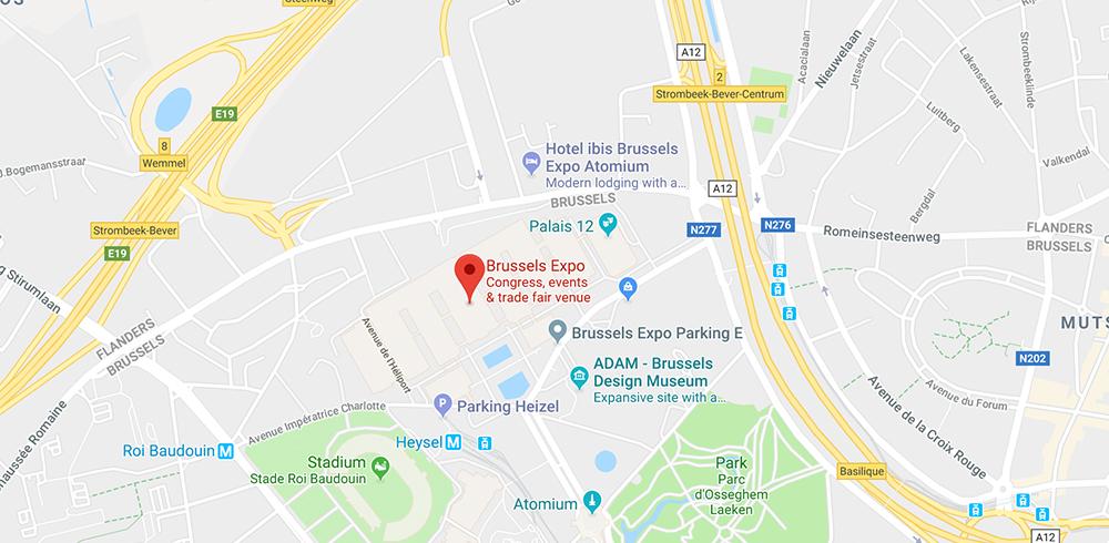 Brussels Expo, Belgium