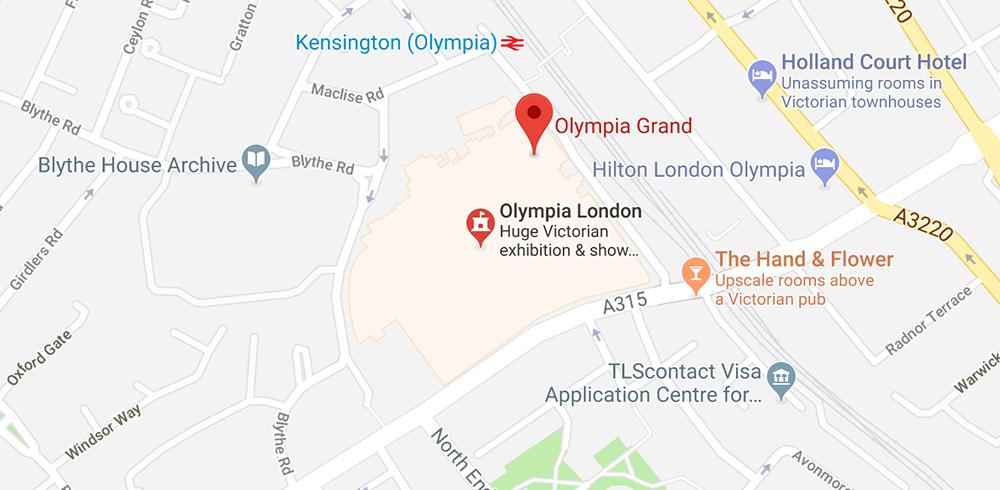 Olympia Grand, Europe