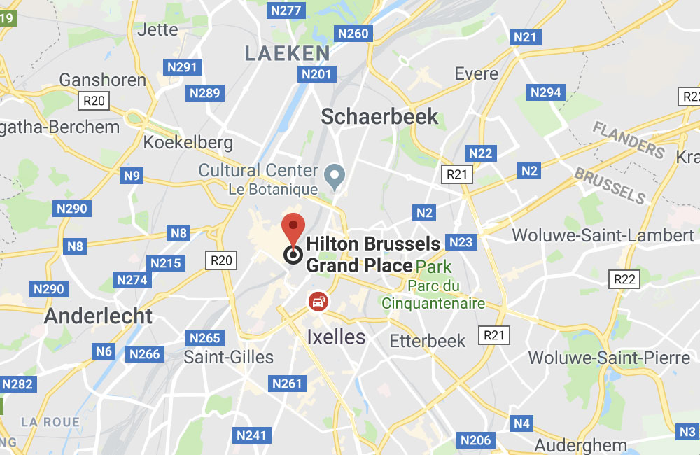 Hilton Brussels Grand Place, Belgium