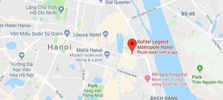 Sofitel Legend Metropole Hanoi, Hanoi
