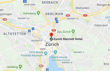 Zurich Marriott Hotel, Switzerland
