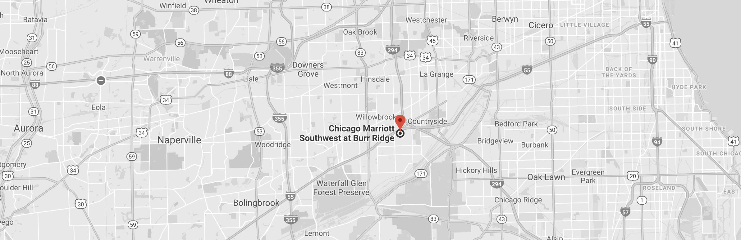 Chicago Marriott Southwest at Burr Ridge, USA