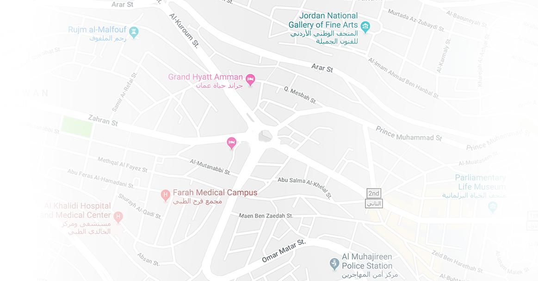 Le Royal Hotels & Resorts, Jordan