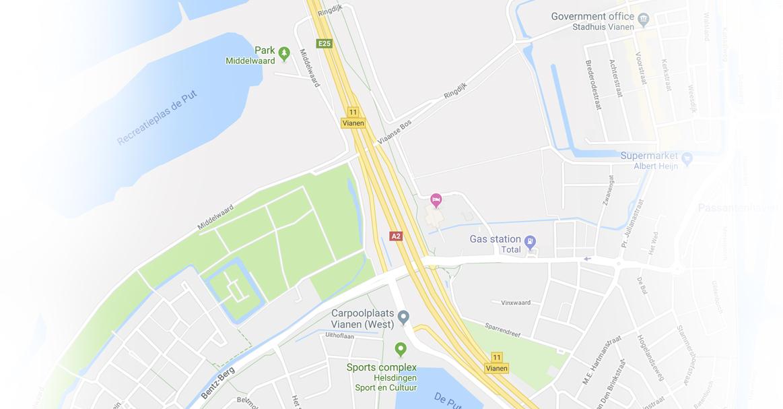 Hotel Vianen, Netherlands
