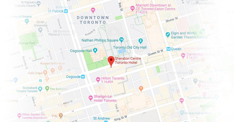 Sheraton Centre Toronto Hotel, Toronto, Canada