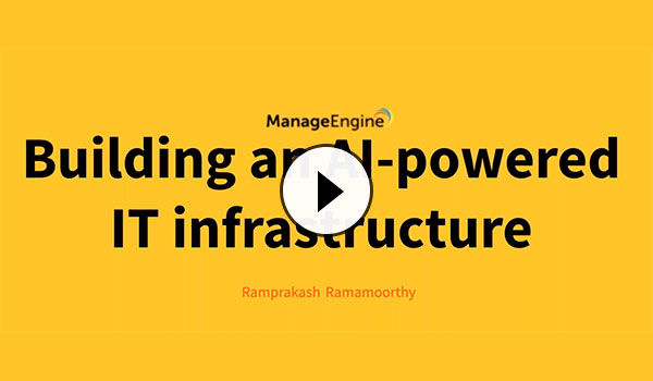 IT Infrastructure Video Lounge