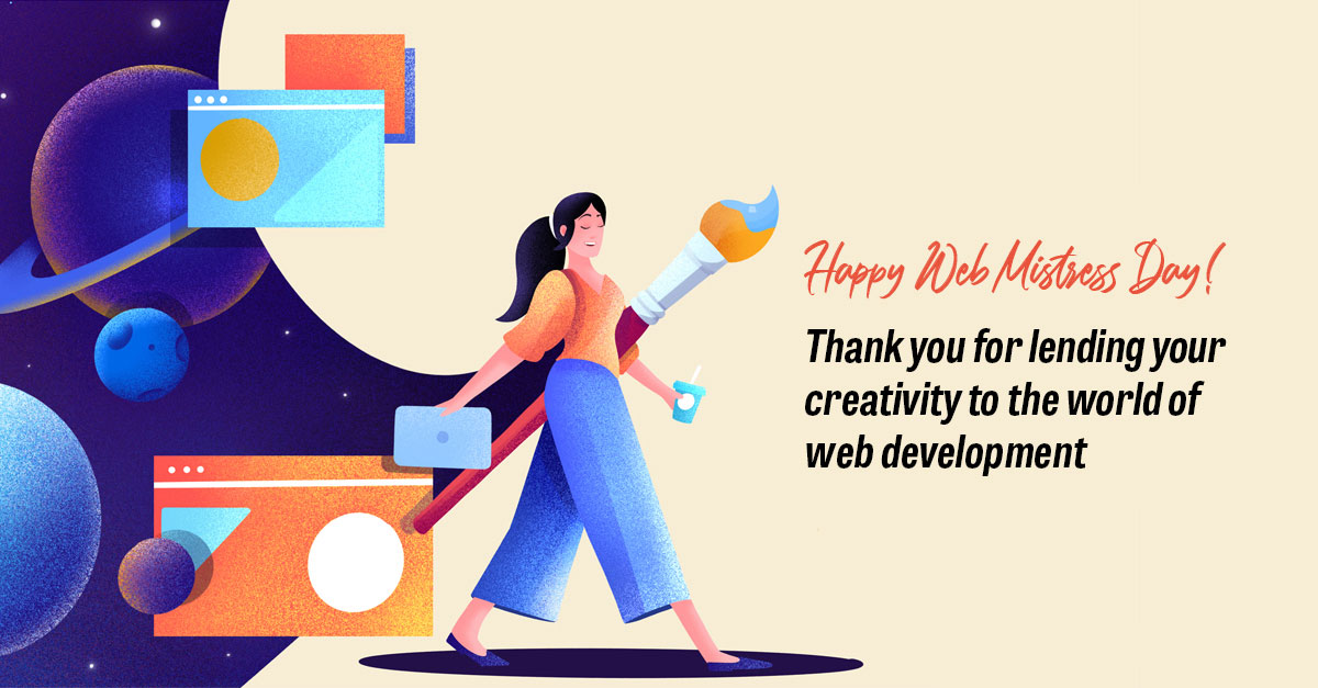 Happy WebMistress Day
