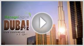 Dubai User Conference