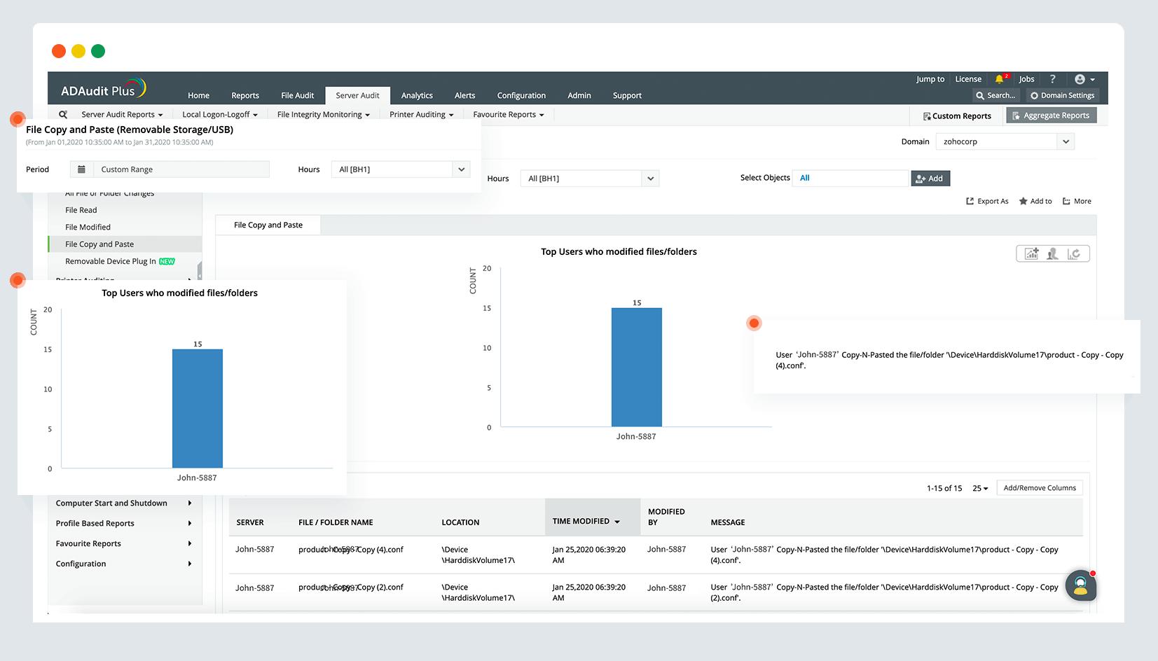 Exfiltration de données